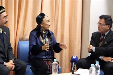 民視獨家專訪 維吾爾族海外領袖熱比婭