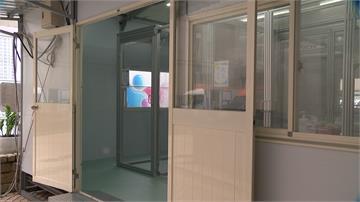 部立桃醫全台第一 設室外透明負壓病房