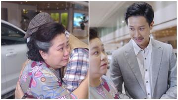 鍾欣凌與「兒子」Darren、楊銘威因車聚首同飆戲 三秒落淚讓兒讚嘆