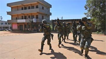 防範中國來台攻城掠地 「城鎮戰」將成役男軍事訓練重點!