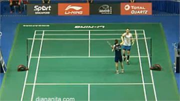 拚戰三局淘汰成池炫 戴資穎晉新加坡公開賽四強