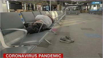 疫情衝擊全球交通 雅典到英國4小時航程變14小時