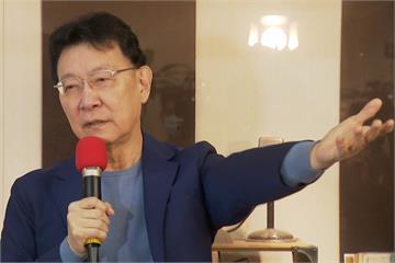 快新聞/轟民進黨騙選票不敢修憲 趙少康酸:艦艇增TAIWAN字樣是「自慰式台獨」