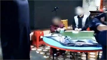 要賭不要命! 賭客未戴口罩密閉空間聚賭