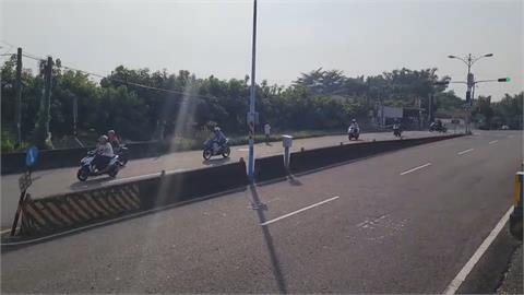 182線龍崎段飆車族屢勸不聽 台南首處「區間測速」將上路