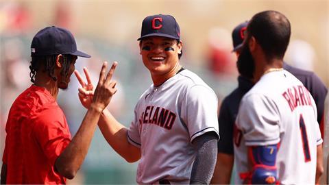 MLB/張育成本季第6支全壘打 3場開轟創台將紀錄