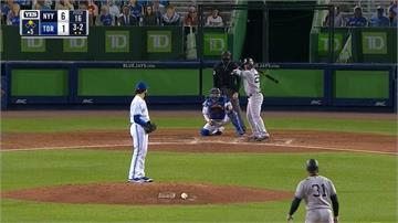 MLB/藍鳥洋基之戰 明日上午六點半鎖定民視無線台