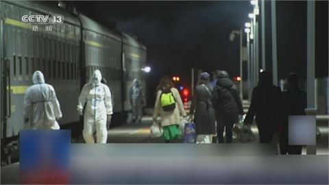 中國10天270人染疫 近萬遊客滯留內蒙古