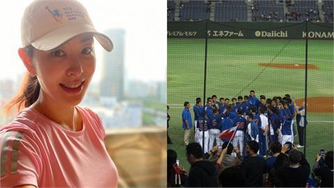 賈永婕8年前發現國家隊遇困境!「帶頭加油」讓目擊者難忘