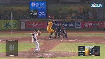 布雷克126球完封勝 創台灣大賽近十年紀錄