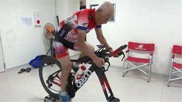 超狂! 日本87歲阿公 金氏紀錄最老鐵人