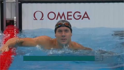 泳破紀錄寫日記 美國德雷賽爾開「五金行」