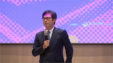 韓國瑜選總統後再戰高雄市長?陳其邁:不會吃碗內看碗外