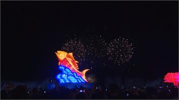 台灣燈會廣受好評 國民黨立委也讚:我屏東我驕傲