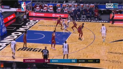 NBA球員交易截止日 魔術超級大清倉送四主力