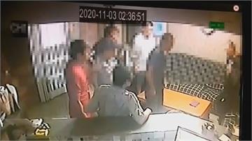 情感糾紛? 男慘遭6壯漢圍毆 逃出旅館送醫不治