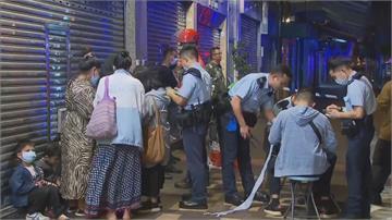 疑生日蠟燭釀禍... 香港大樓火警 釀7死17人傷