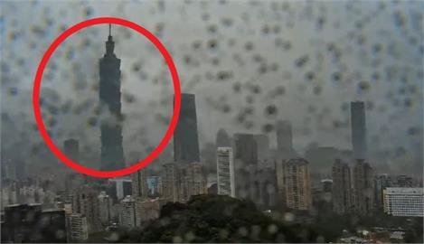 快新聞/接連兩強震「先上下再左右搖」 影像曝光「台北101跟整個台北晃」網嚇傻