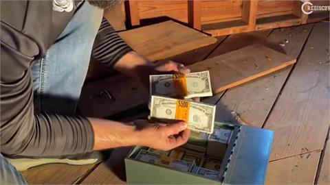 美國男閣樓找到爺爺129萬「私房錢」 專家建議:賣房前一定要檢查