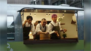 黃秋生來台主持《開著餐車交朋友》 幽默稱:不會有叉燒包