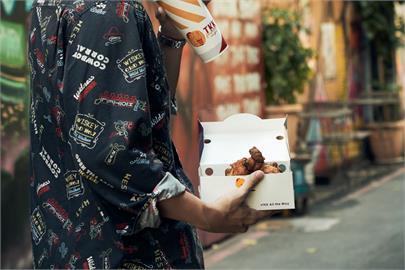 在家吃雞護台灣!頂呱呱搭外送平台推出「一斤雞」活動