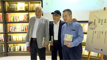 吳怡農父親吳乃德出新書 分享台灣民主誕生故事