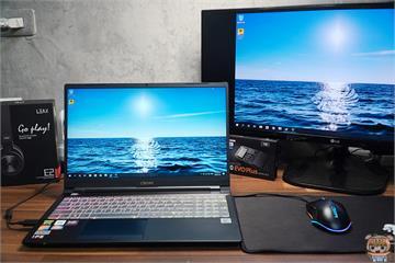 全台最輕高效能電競筆電 CJSCOPE 喜傑獅 RZ-988 電競筆電 開箱 評測