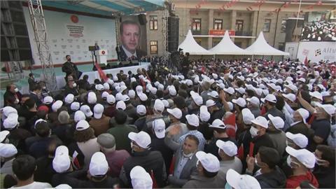 不滿要求釋放慈善家 土耳其總統放話驅逐美、德、法等10國大使
