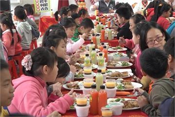 餐廳大廚義煮聖誕餐 送暖宜蘭偏鄉小學