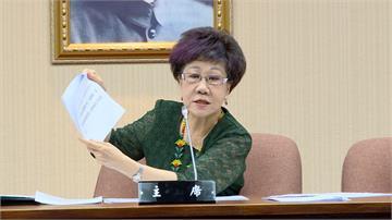 和平中立公投案「補正逾期」遭駁回!呂秀蓮轟中選會:不懂民法?