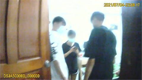 別躲了!6人群聚打麻將 女牌友躲進衣櫃被發現