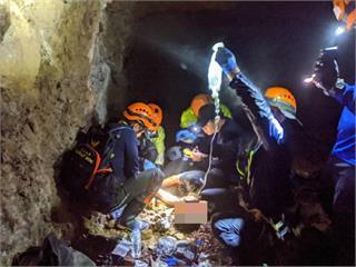 快新聞/登山客爬瑞芳茶壺山 疑似失足摔落廢棄礦坑通風口 頭部重創緊急送醫
