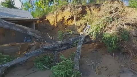 印尼峇里島發生規模4.8淺層地震 至少3死