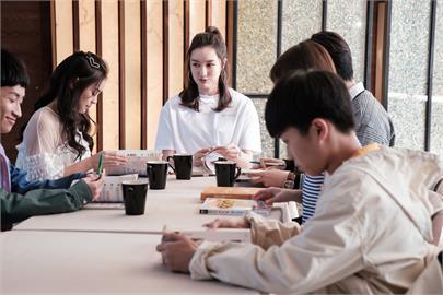 溫翠蘋愛女加入金鐘劇《日蝕遊戲》演出  家教老師角色激似「上流戰爭」的閩雪娥