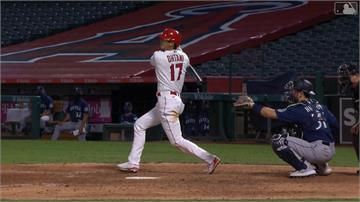 MLB/大谷連兩場轟三分砲!總教練:打擊有助於投球表現