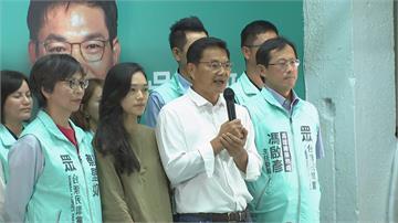 吳益政宣布敗選 致電祝賀陳其邁
