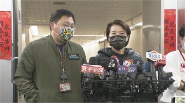 快新聞/本土確診逛台北 黃珊珊:跨年活動、101煙火不會停辦