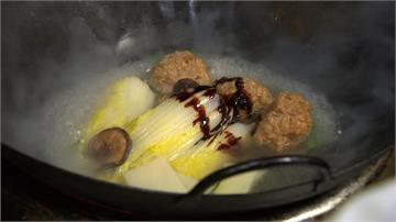 每口都鮮甜!春茶入菜清香四溢 獅子頭加嫩筍更爽脆
