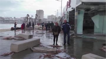 慘!西班牙東北部風暴挾帶大雨 釀災三人喪命