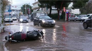 法國南部暴雨不斷!一周淹水2次至少6死