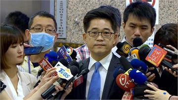 接受提名遭國民黨停權 黃健庭:退出也沒關係