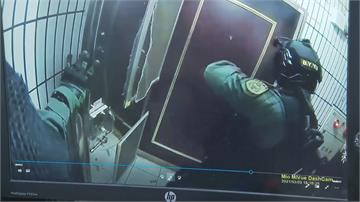快新聞/「軍火庫」旁邊就是幼兒園! 新北警攻堅畫面曝光 嫌跳窗逃園內遭逮