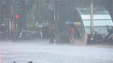 快新聞/北北基升級豪雨特報! 18縣市防豪雨大雨猛炸