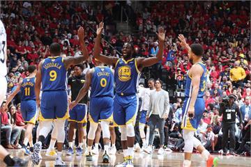 NBA冠軍戰/浪花兄弟狂砍48分!勇士109:104強壓暴龍