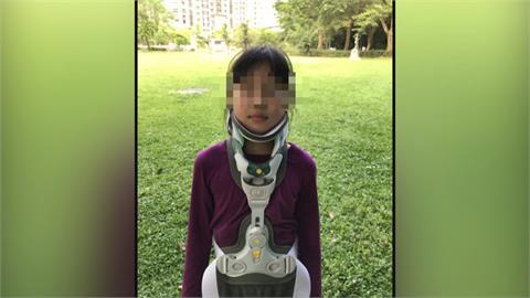 補習班教學不當?女童遭同學壓頸致脊椎骨裂