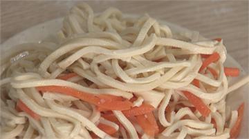 豆干絲驗出雙氧水 北市不合格率達36%多吃恐對身體有腐蝕性傷害!業者最高罰300萬