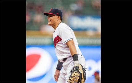 MLB/張育成展現腳程 大聯盟生涯首次盜壘成功[影]