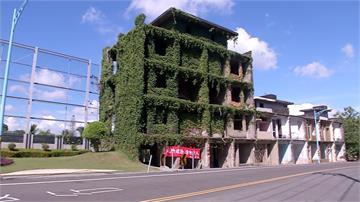 「綠巨人的家」爆紅 危樓勿進遊客仍擅闖