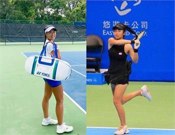 快新聞/東奧台灣代表團再添2人!謝語倢、許絜瑜遞補網球女雙 68人前進東京