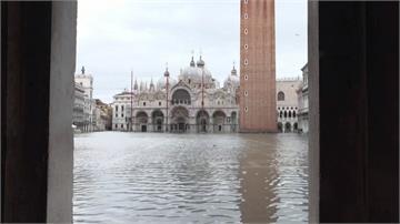 威尼斯水災無緩解 聖馬可大教堂再度關閉